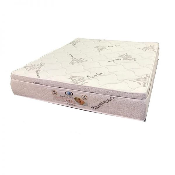 Bamboo Pillowtop Mattress