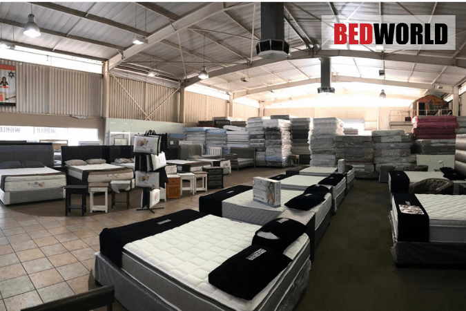 bed factory shop