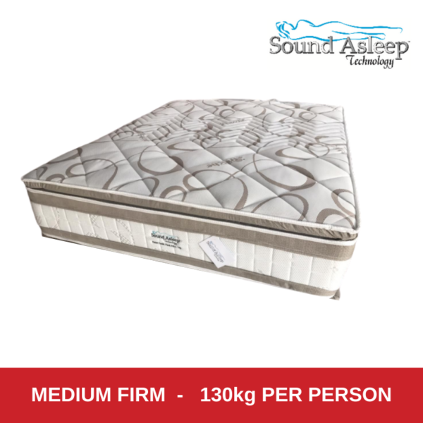Pocket Pedic Pillowtop Mattress