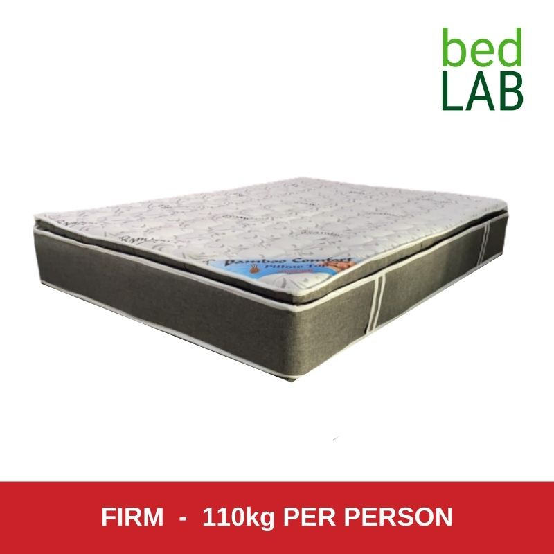 Bed Lab Bamboo Comfort Mattress