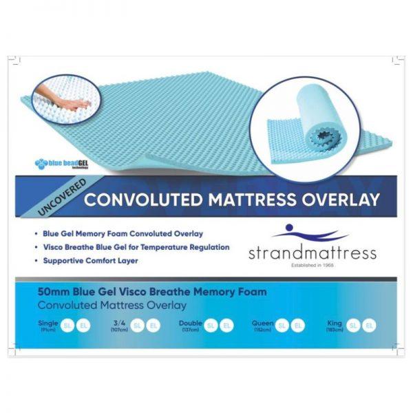 Foamrite Mattress Overlay