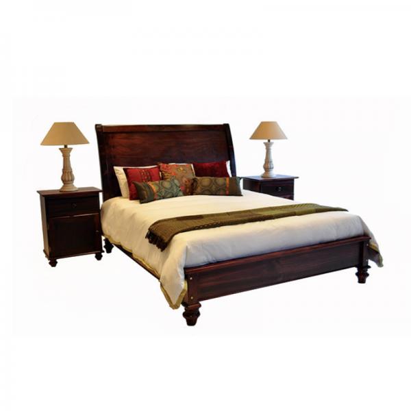 Bristol Sleigh Bed